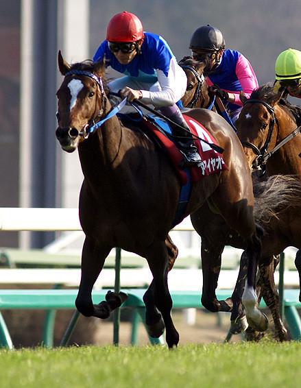 2007 弥生賞 アドマイヤオーラ: 競馬茶論 ~サロン・ド・ケイバ~